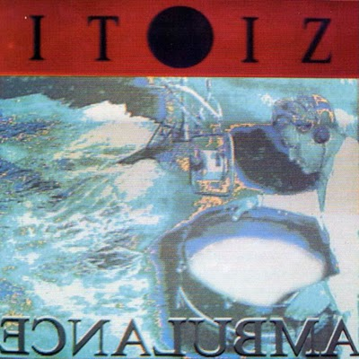 Itoiz Ambulance album cover