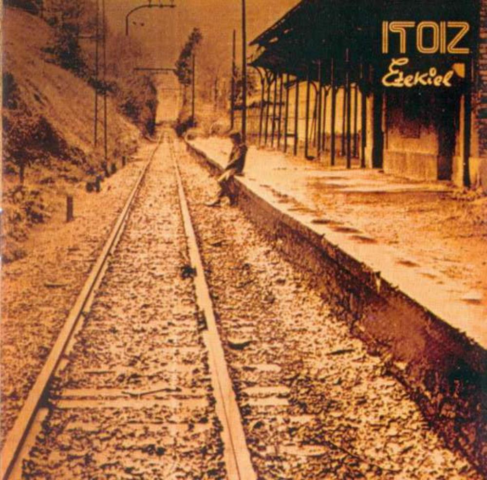 Ezekiel by ITOIZ album cover
