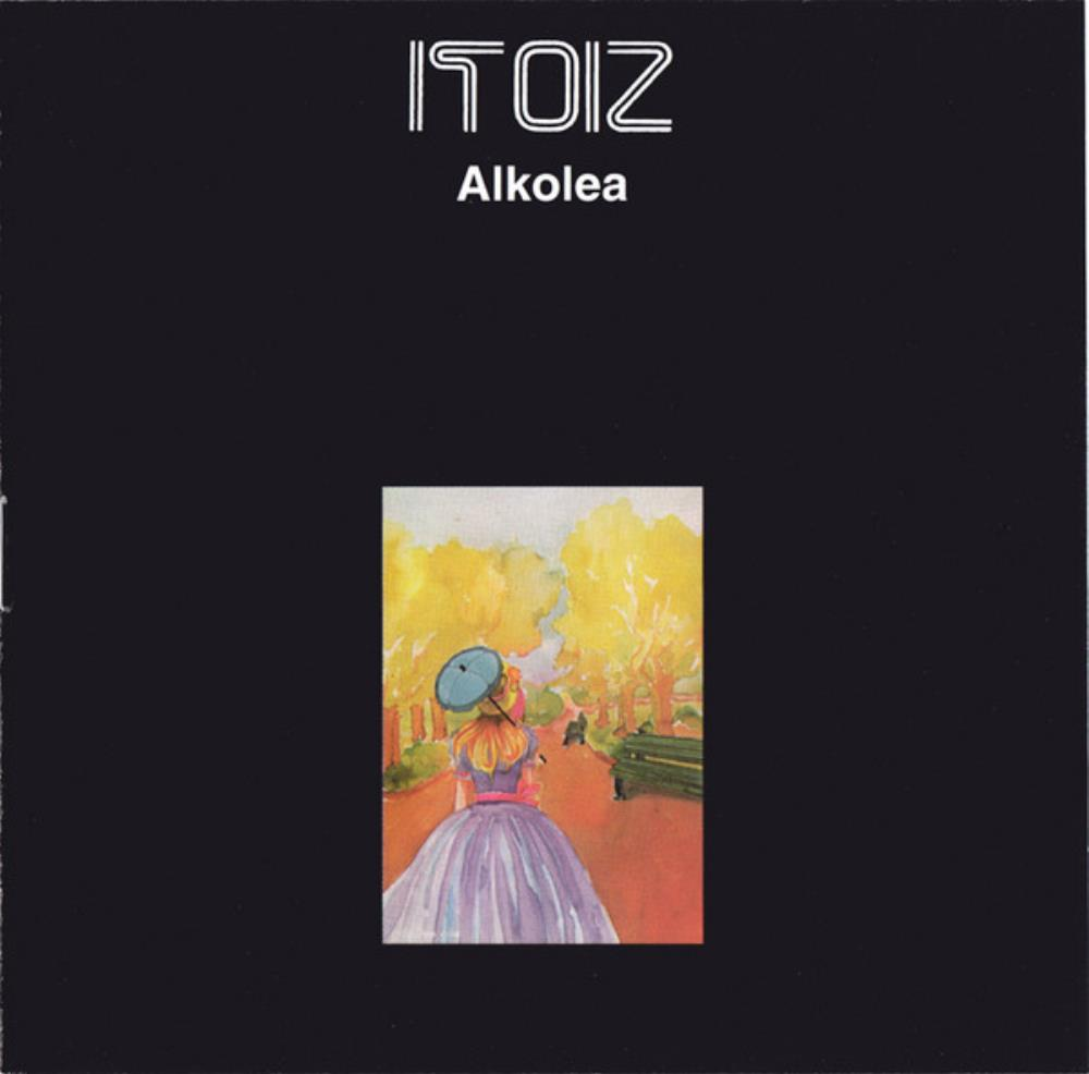 Alkolea by ITOIZ album cover