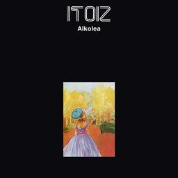 Itoiz - Alkolea CD (album) cover