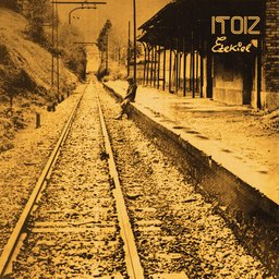 Itoiz - Ezekiel CD (album) cover