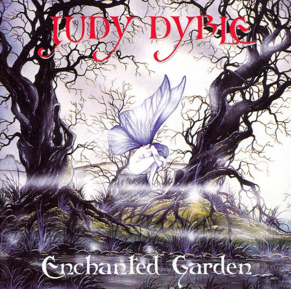 Judy Dyble - Enchanted Garden CD (album) cover