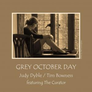 Judy Dyble Grey October Day album cover