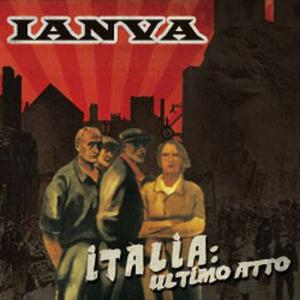 Ianva - Italia: Ultimo Atto CD (album) cover