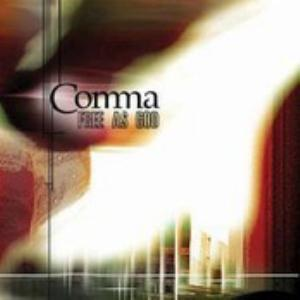 Comma Free as God album cover