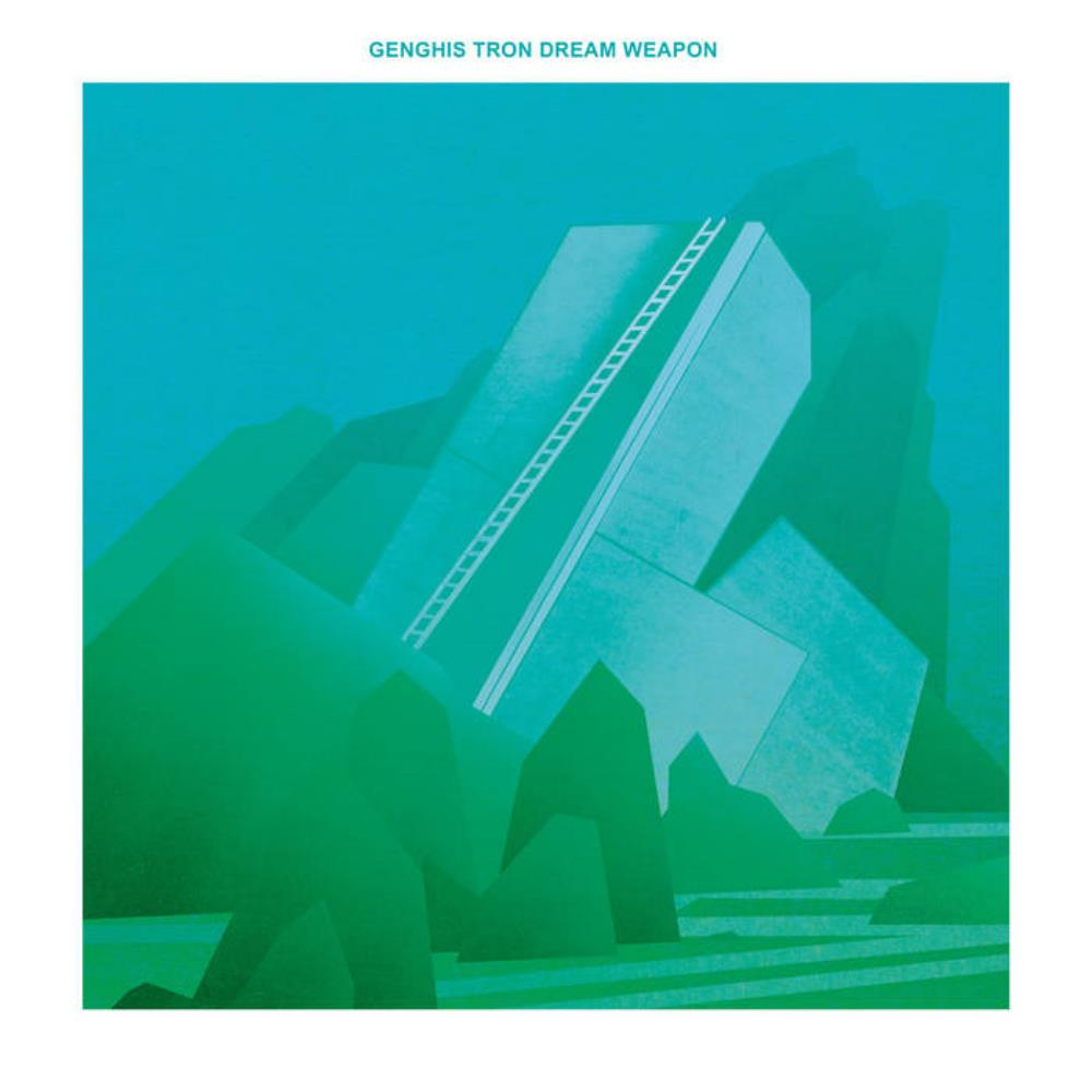Dream Weapon by GENGHIS TRON album cover