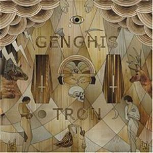 Genghis Tron Cloak of Love album cover