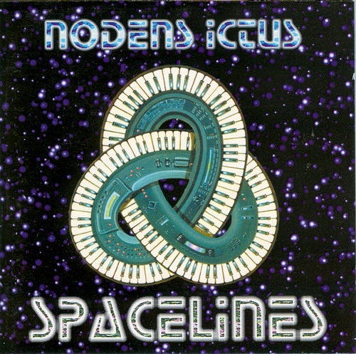 Nodens Ictus - Spacelines CD (album) cover