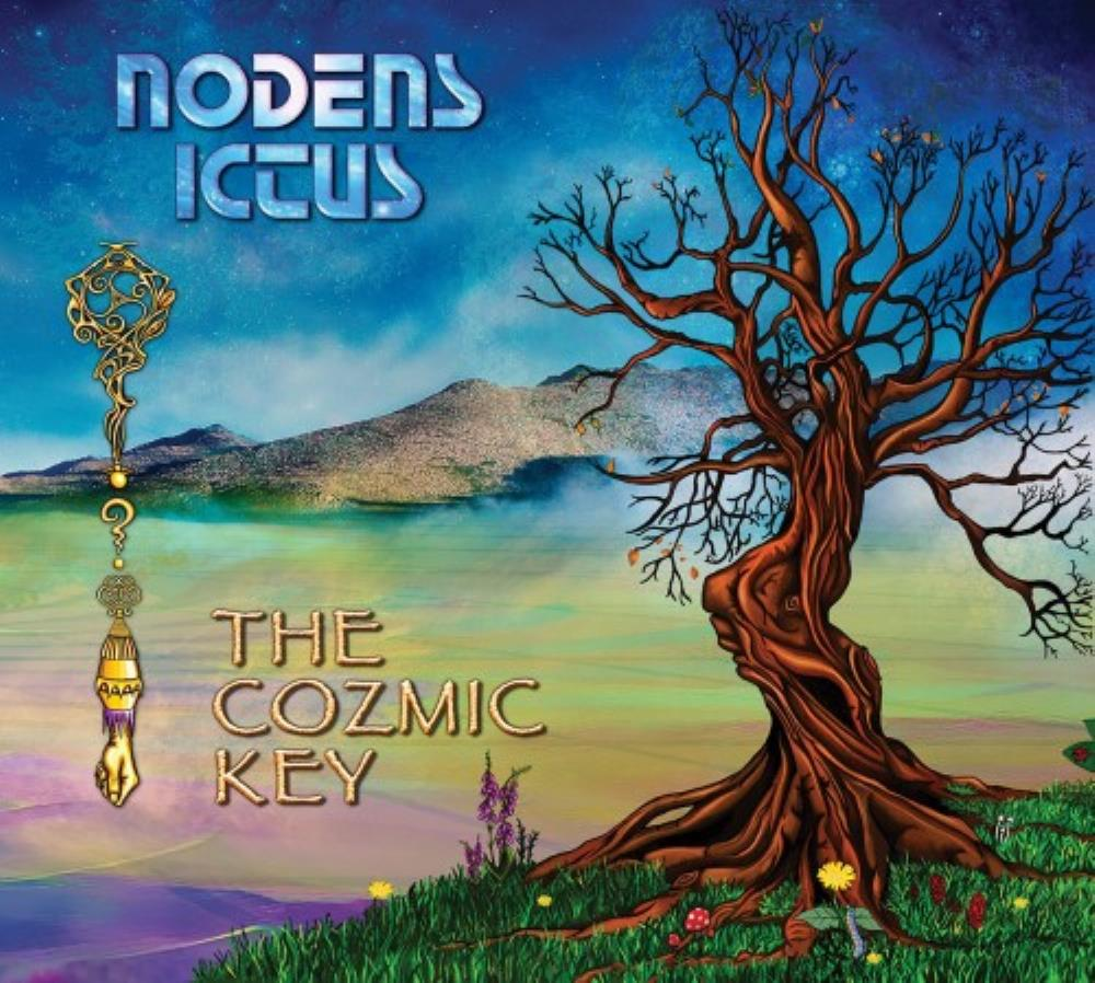 The Cozmic Key by NODENS ICTUS album cover