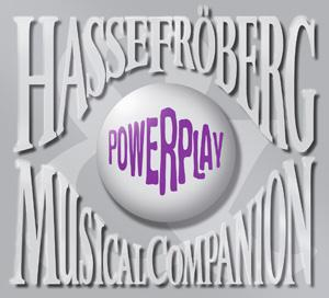 Hasse Fröberg & Musical Companion - Powerplay CD (album) cover