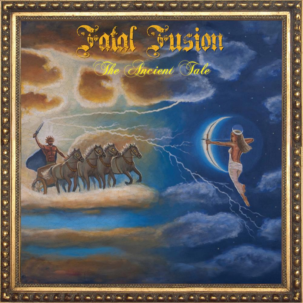 Fatal Fusion The Ancient Tale album cover