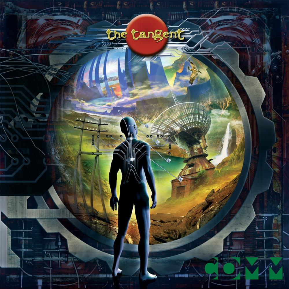 The Tangent - COMM CD (album) cover