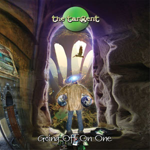 The Tangent - Going Off On One CD (album) cover