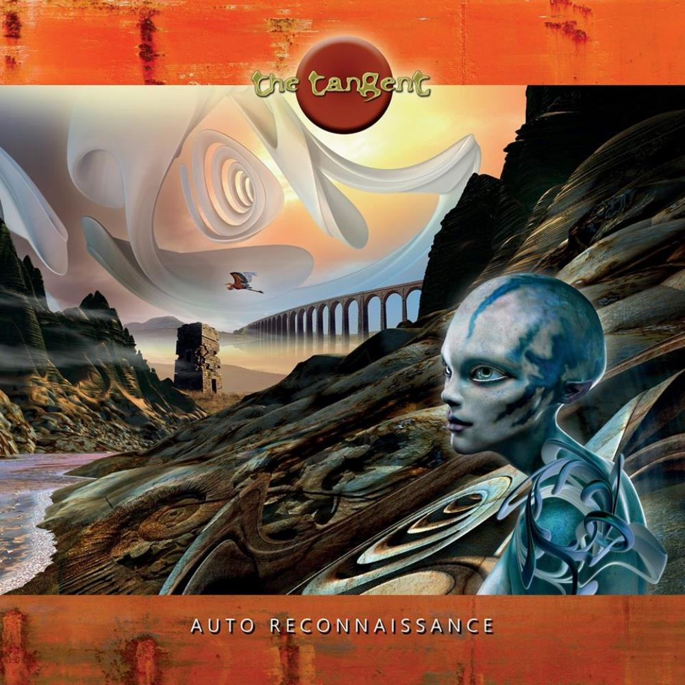 The Tangent - Auto Reconnaissance CD (album) cover
