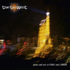 Down And Out In Paris And London by TANGENT, THE album cover