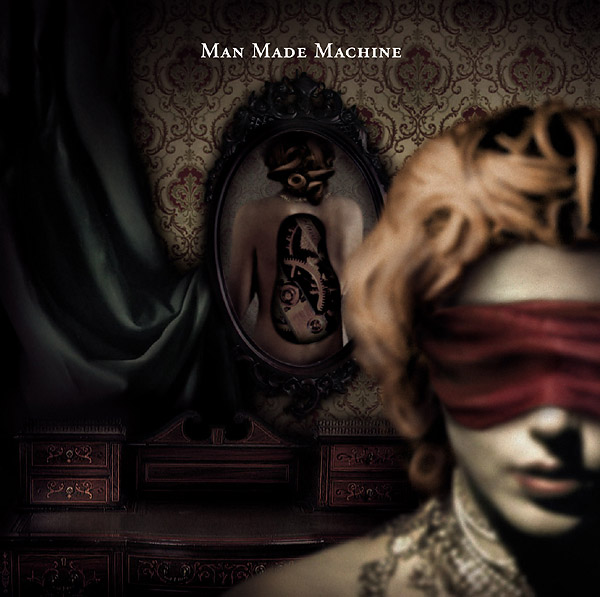 Man Made Machine by CARPTREE album cover
