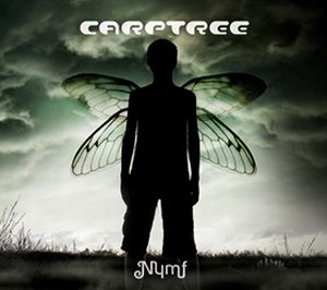 Carptree - Nymf CD (album) cover