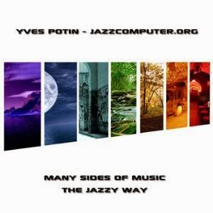Many Sides Of Music - The Jazzy Way by JAZZCOMPUTER.ORG album cover