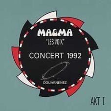 Concert 1992, Douarnenez:  by MAGMA album cover