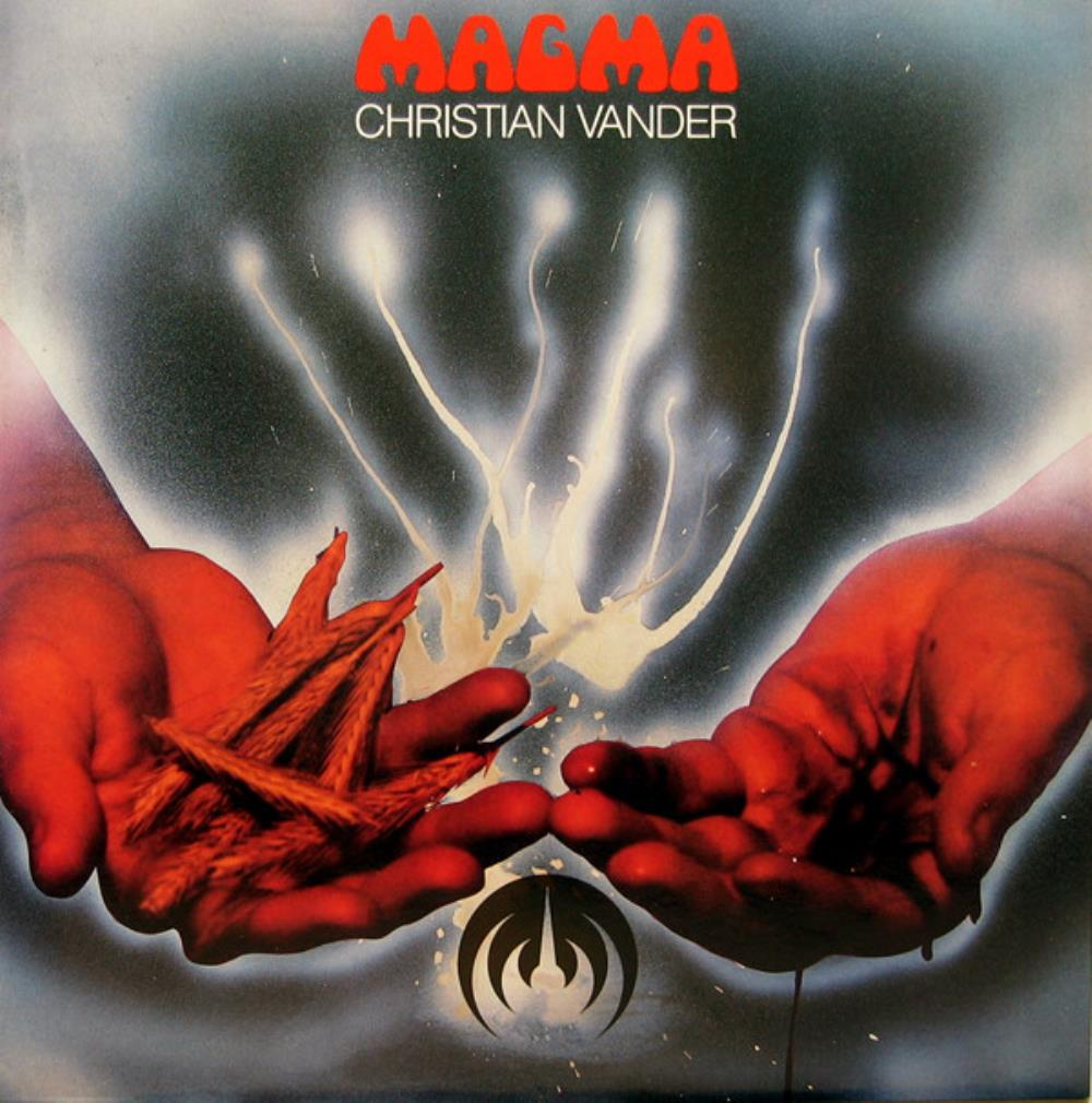 Magma Merci album cover