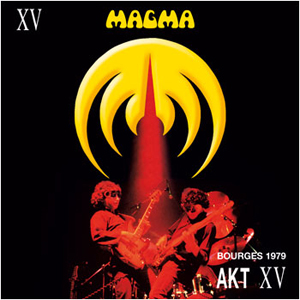 Bourges 1979 by MAGMA album cover