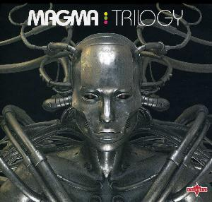 Magma Trilogy album cover