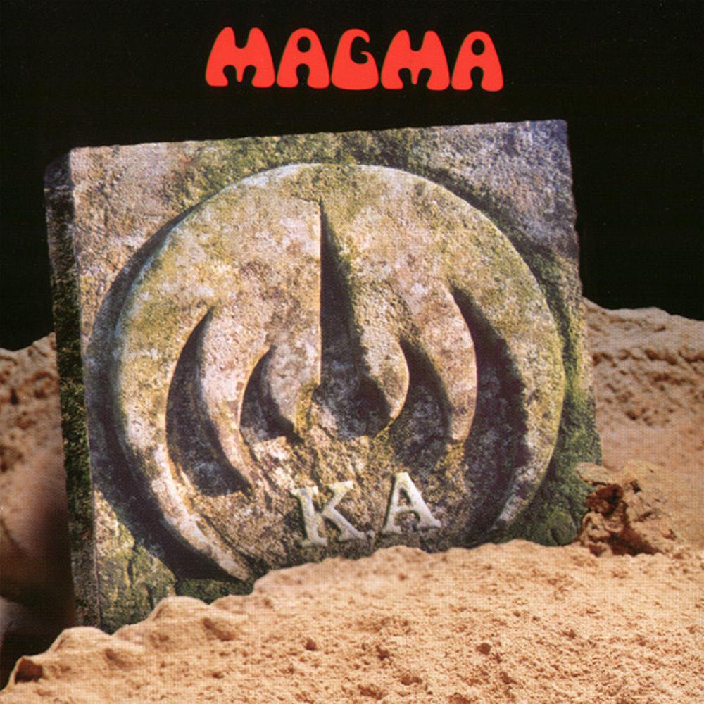 K.A by MAGMA album cover