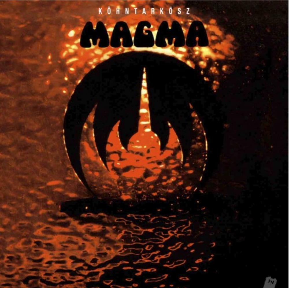 Magma - Köhntarkösz CD (album) cover