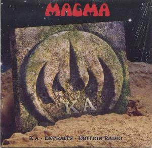 Magma K.A - Extraits - Edition Radio album cover