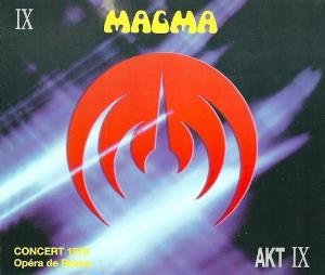 Magma - Concert 1976, Op�ra De Reims CD (album) cover