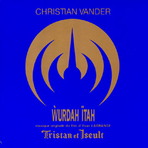 Magma - Ẁurdah �tah (Christian Vander) CD (album) cover