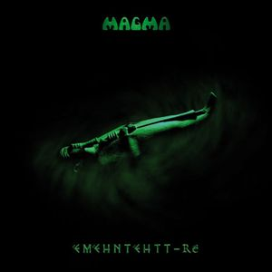Magma - �m�hnt�htt-R� CD (album) cover