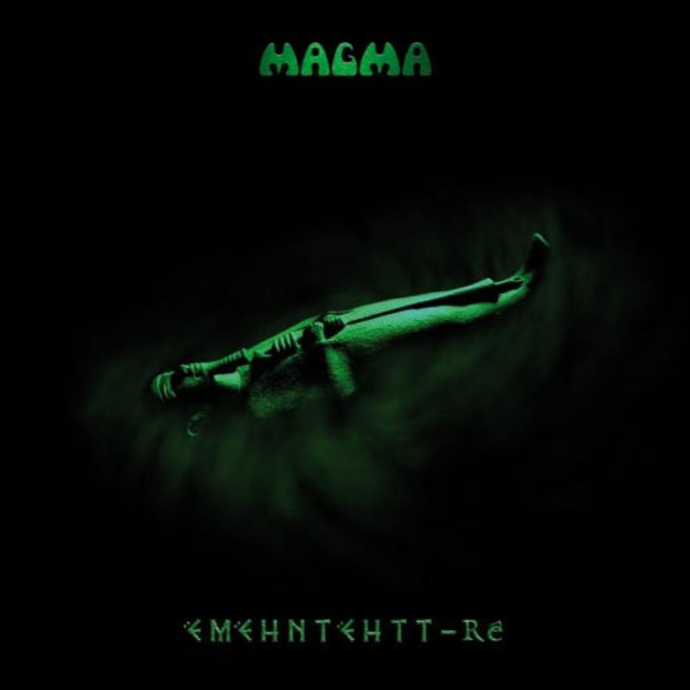 Magma - Ëmëhntëhtt-Ré CD (album) cover