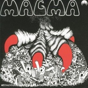 Magma - Magma (Koba�a) CD (album) cover
