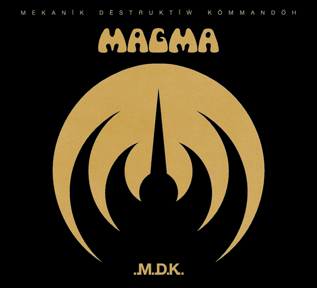 M�kan�k D�strukt�ẁ K�mmand�h by MAGMA album cover