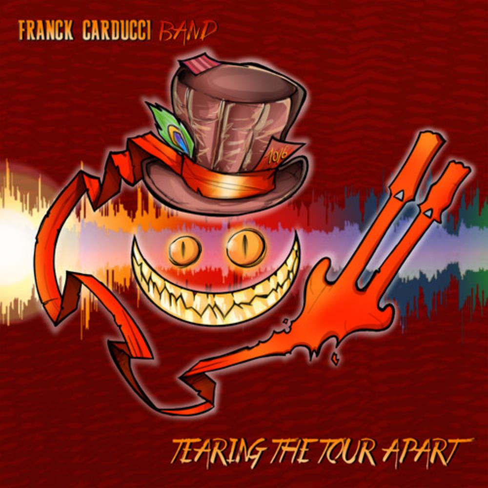 Tearing the Tour Apart by CARDUCCI, FRANCK album cover