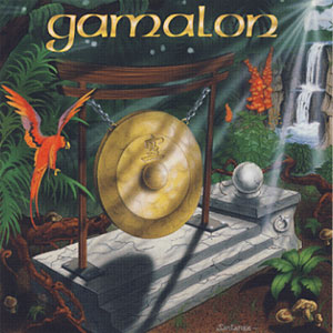 Gamalon - Gamalon CD (album) cover