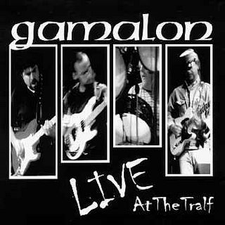 Gamalon - Live At The Tralf  CD (album) cover