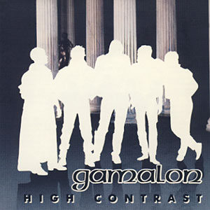 Gamalon - High Contrast CD (album) cover