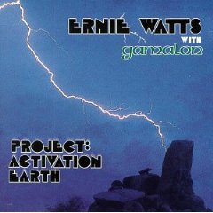 Gamalon - Project: Activation Earth CD (album) cover