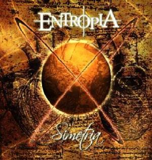 Entropia - Simetr�a CD (album) cover
