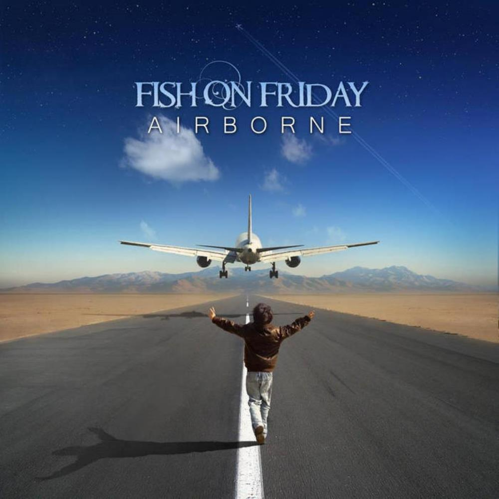 Fish On Friday Airborne album cover