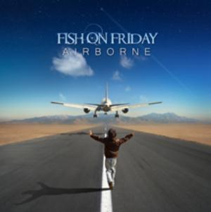 Airborne by FISH ON FRIDAY album cover