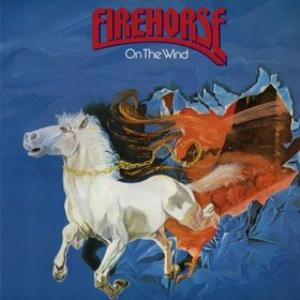 Firehorse - On The Wind CD (album) cover