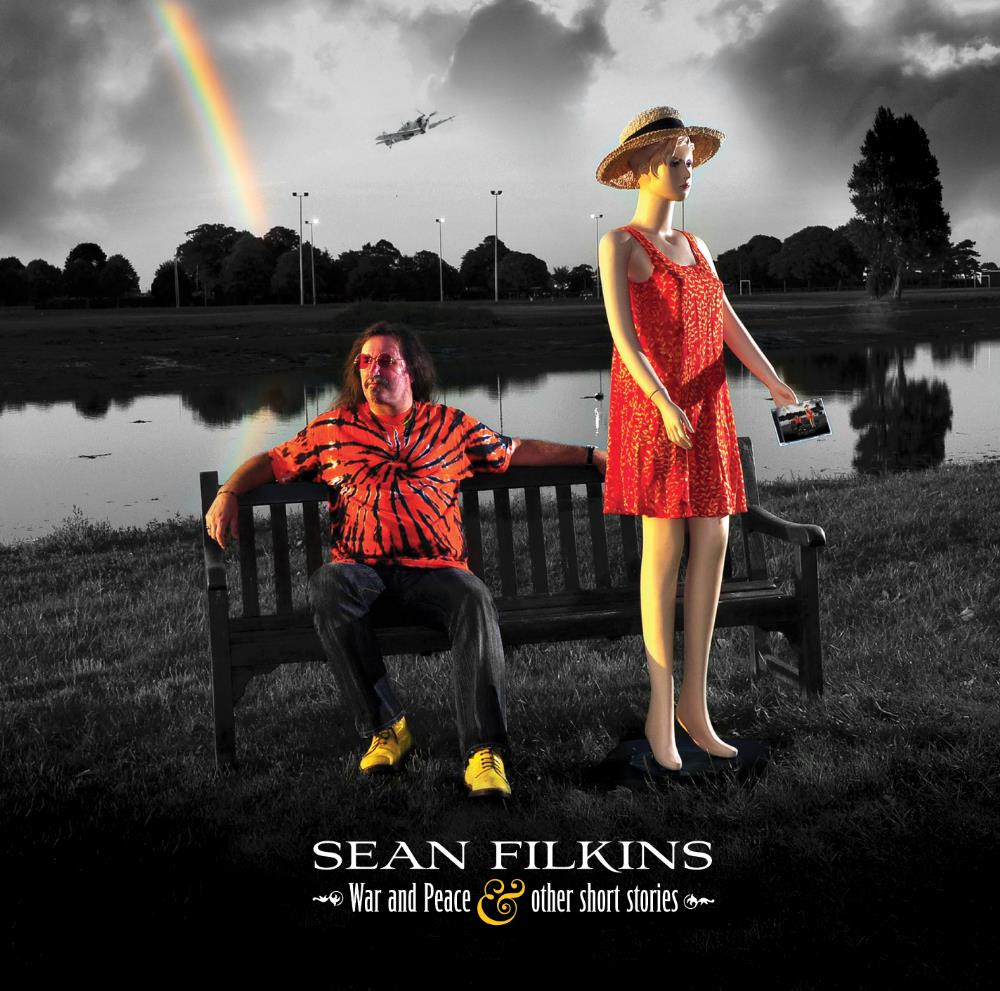 Sean Filkins War And Peace & Other Short Stories album cover