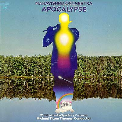 Apocalypse by MAHAVISHNU ORCHESTRA album cover