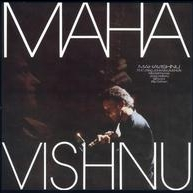 Mahavishnu Orchestra - Mahavishnu  CD (album) cover