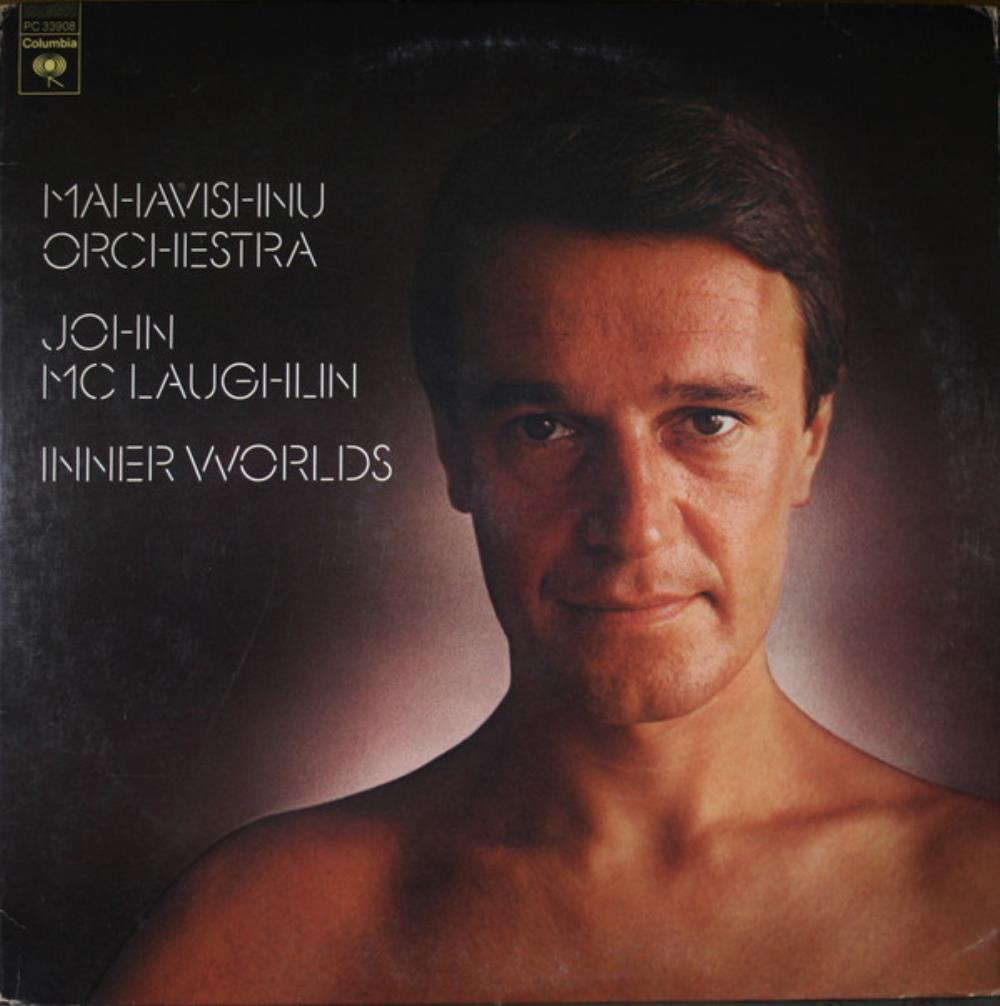 Inner Worlds by MAHAVISHNU ORCHESTRA album cover