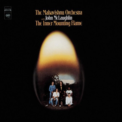 Mahavishnu Orchestra - The Inner Mounting Flame  CD (album) cover