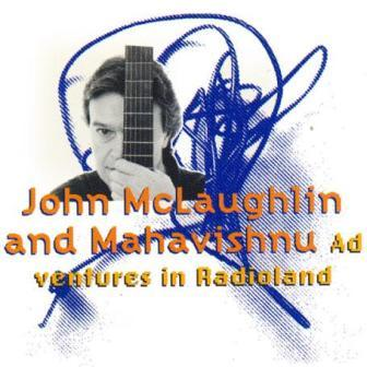 Mahavishnu Orchestra - Adventures In Radioland CD (album) cover